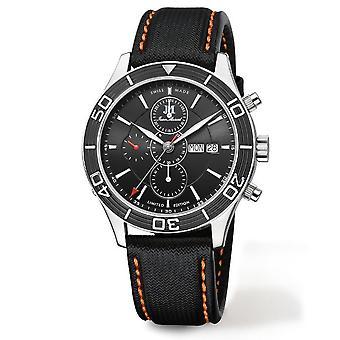 Jean Marcel watch myth automatic chronograph 260.280.32