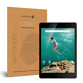 Celicious Impact Anti-Shock Shatterproof Screen Protector Film Compatible with Google Nexus 9