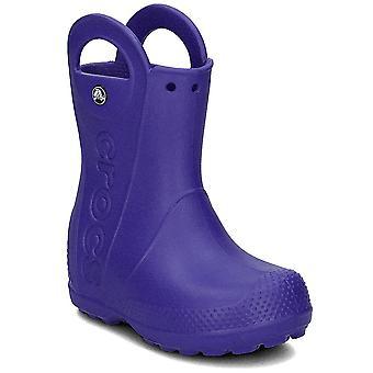 Crocs handvat het regenlaars 128034O5 universeel het hele jaar kinderenschoenen