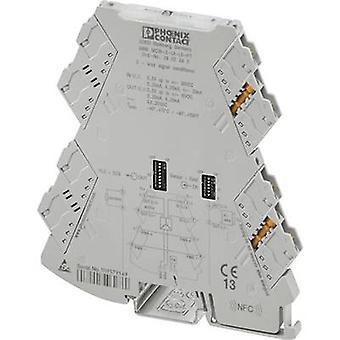 Konfigurierbare 3-Weg-Trennverstärker Phoenix Contact MINI MCR-2-UI-UI-PT 2902040 1 PC