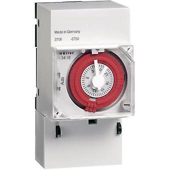 Müller VS 30.18 DIN rail mount timer analogue 12 Vdc, 24 Vdc, 24 V AC 16 A/250 V