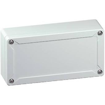 Spelsberg TG PC 1608-6-o Build-in casing 162 x 82 x 55 Polycarbonate (PC) Light grey (RAL 7035) 1 pc(s)