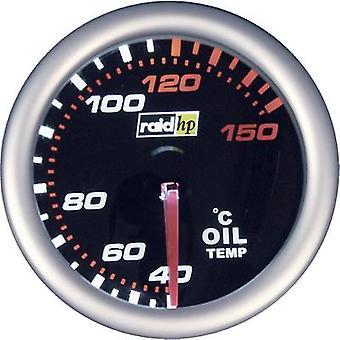 hp 660242 を raid 油温計 150 40 ° C 12 v