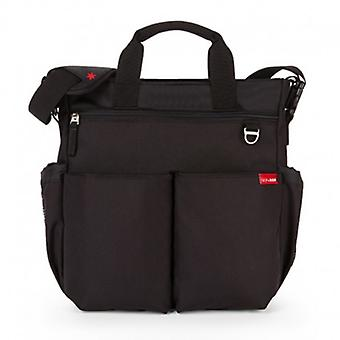 Nikidom Bolso de Pañal Duo Negro (Childhood , Diaper and changers , Stroller Bags)