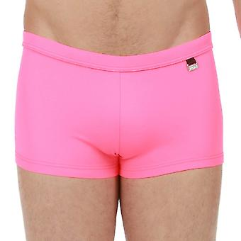 Hom Splash Swim Shorts, Pink, X-large