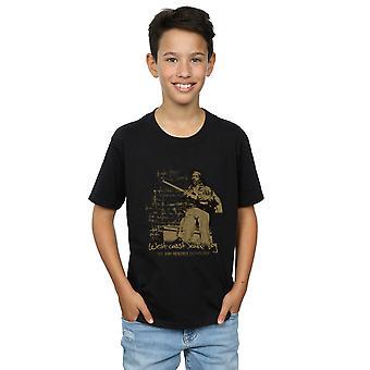 Jimi Hendrix Boys West Coast Seattle Boy T-Shirt
