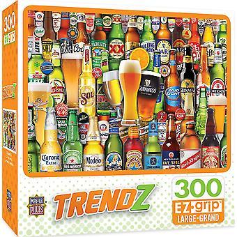 Trendz Bottoms Up 300 piece jigsaw puzzle 610mm x 460mm (mpc)