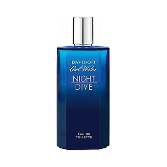 Davidoff Cool Water Night Dive Eau de Toilette Spray 125ml