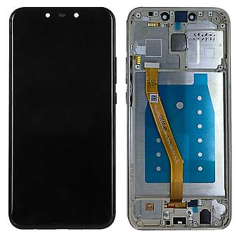 For Huawei Mate 20 Lite display full LCD unit touch with frame spare parts repair gold new