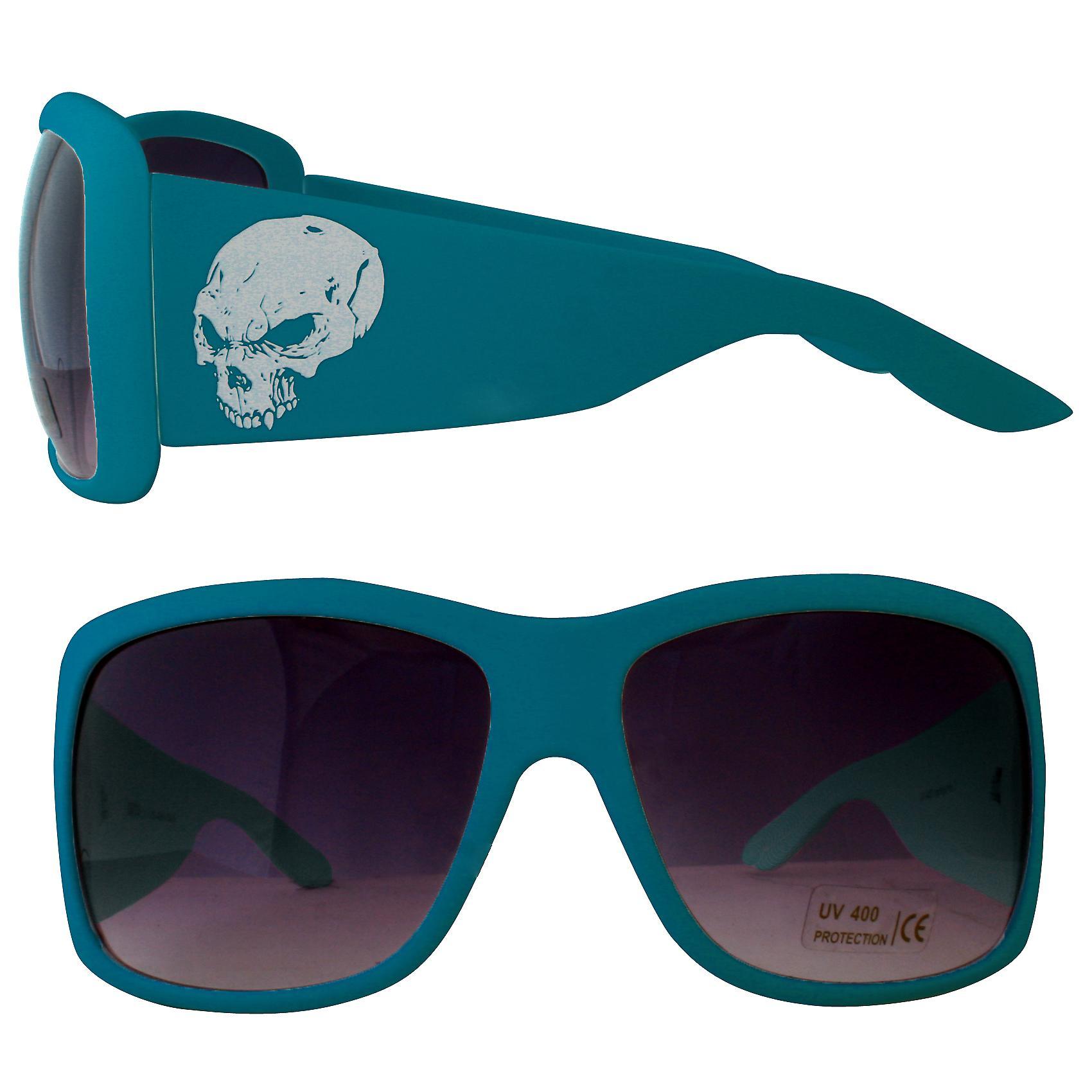 Waooh - solglasögon 910 - Design skalle Destroy - montera färg - UV400 skydd kategori 3 - solglasögon