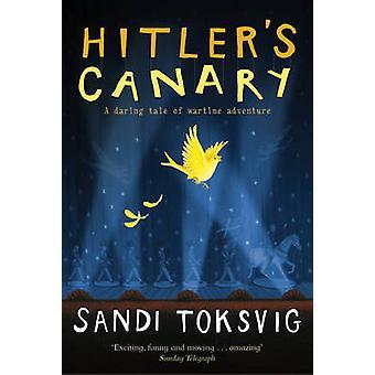 Hitlerin Kanarian jäseneltä Sandi Toksvig - 9780440866626 kirja