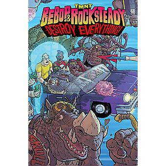 Teenage Mutant Ninja Turtles - Bebop & Rocksteady Destroy Everything b