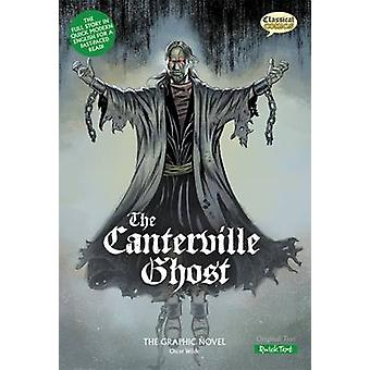 The Canterville Ghost - The Graphic Novel - Quick Text (British English