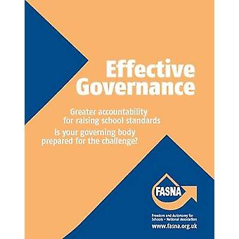 Effective Governance - Greater Accountability for Raising School Stand