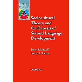 Teoria sociocultural e a gênese do desenvolvimento da linguagem segundo (Oxford aplicada linguística)