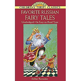 Favorite Russian Fairy Tales