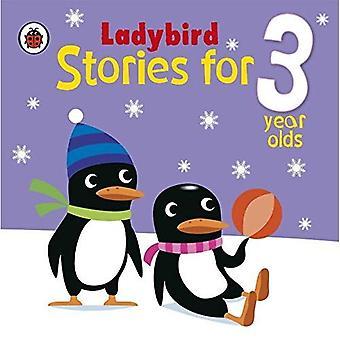 Lieveheersbeestje verhalen voor 3-jarigen