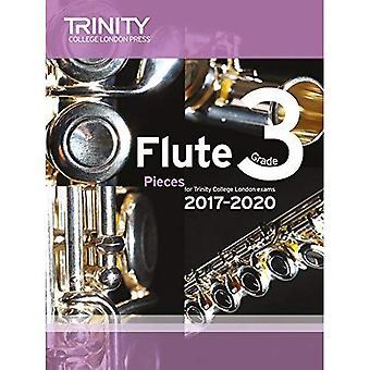 Trinity College London: Flute Exam Pieces Grade 3 2017 to 2020 (score & part)