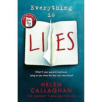 Everything Is Lies (Hardback)