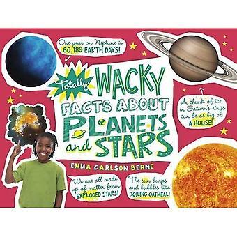 Helt skøre fakta om planeter og stjerner (sind Benders)