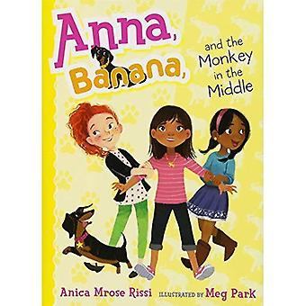 Anna, banan och apan i mitten