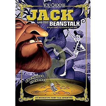 Jack i Czarodziejska Fasola: przygoda interaktywna bajka (możesz wybrać: pęknięta bajek)