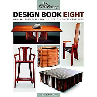 Ébénisterie Design livre huit: Mobilier Original du monde les meilleur artisans (ébénisterie)