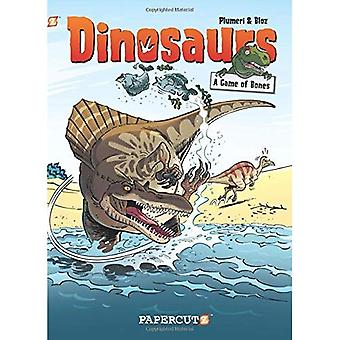 Dinosaurs #4: Sea Monsters! (Dinosaurs Graphic Novels)