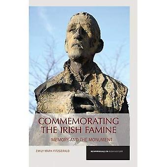 Till minne av den irländska hungersnöden: minne och Monument (Reappraisals i irländsk historia)