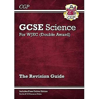 Nouveau prix Double scientifique WJEC GCSE - Guide de révision (avec l'édition en ligne)