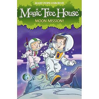 Magic Tree House 8 : Moon Mission ! (Maison de l'arbre magique)
