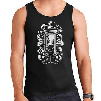 Hour Glass Men's Vest