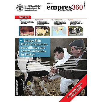 EMPRES-djurhälsa 360. Nr 47/2017: specialutgåva om Lumpy Skin Disease