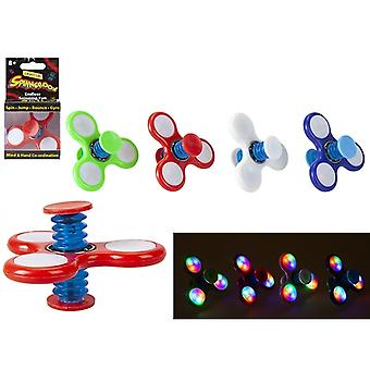 Spinnerooz Light Up stuiteren Spinner