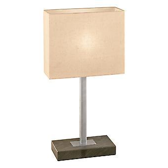 Eglo - Pueblo 1 1 leichte Berührung Tisch-Lampe antik braun EG87599