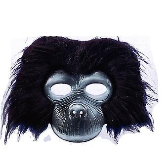 ゴリラぬいぐるみマスク大人用
