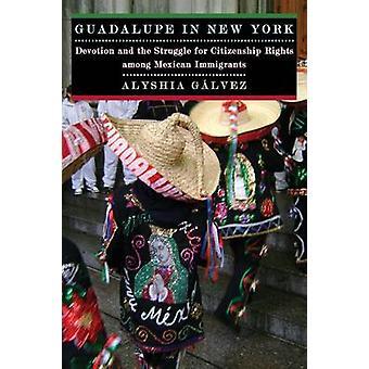 Guadalupe New York antaumuksella ja kansalaisoikeuksien joukossa Fresnosta Galvez & Alyshia taistelu