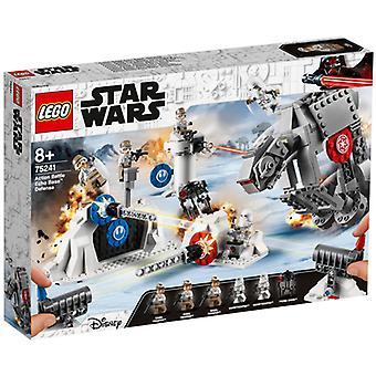LEGO 75241 Star Wars Action Battle Echo Base Defense