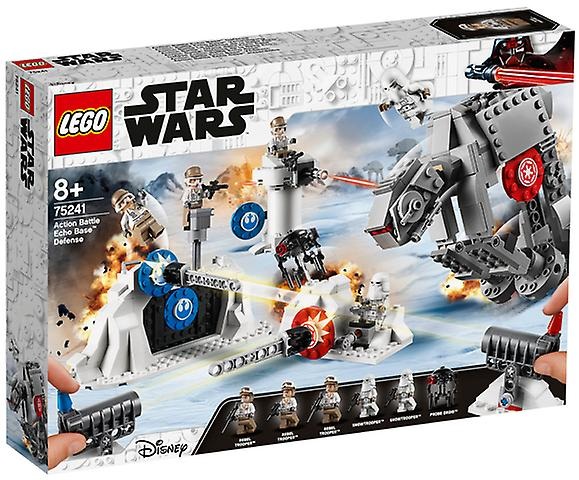 Action 75241 Star Wars LEGO Battle défense de Echo Base