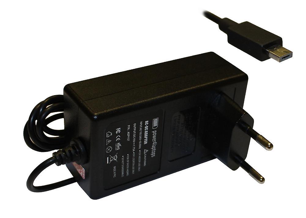 Asus E200SA-FD0001T ordinateur portable Compatible AC adaptateur chargeur avec construit dans shuffle MP3