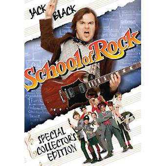 School of Rock [DVD] USA import