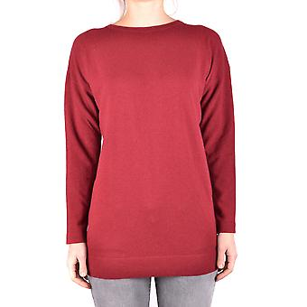 Gotha Red Viscose Sweater