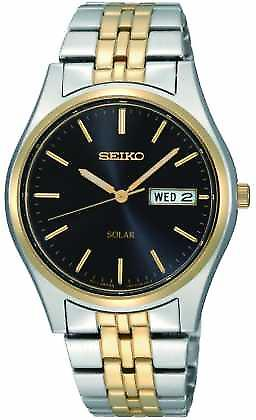 Seiko Solar Powered SNE034P1 Watch