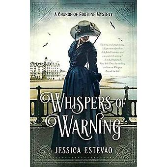 Whispers Of Warning by Jessica Estevao - 9780425281611 Book