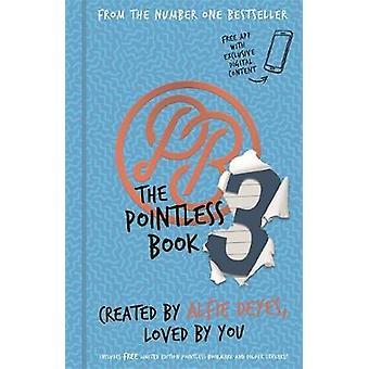 The Pointless Book 3 by Alfie Deyes - 9781911274834 Book