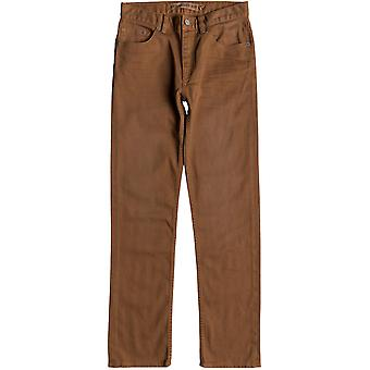 DC Wheat Worker Straight Kids Jeans