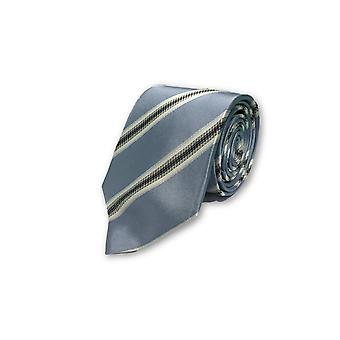Strellson tie in blue, white and navy st