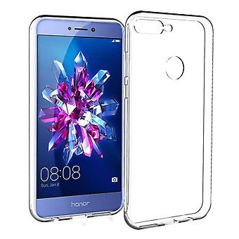 CoolSkin3T voor Huawei Honor 7C Transparant Wit