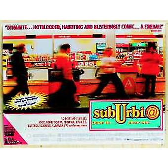 Suburbia (Double Sided) Original Cinema Poster