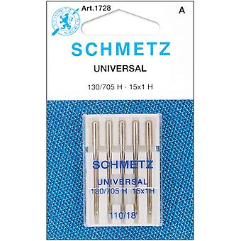 Universal Machine Needles Size 18 110 5 Pkg 1728
